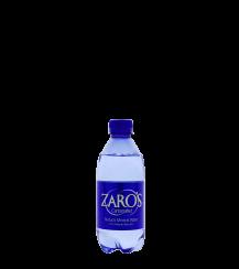 ZARO'S мінеральна вода, газована, 0,33 л, PET (1х24)