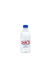 ZARO'S натуральна мінеральна вода, 0,33 л, PET (1х24)