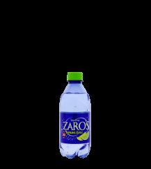 ZARO'S лимон+лайм, мінеральна вода, газована, 0,33 л, PET (1х24)