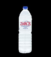 ZARO'S натуральна мінеральна вода, 1,5 л, PET (1х6)